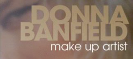 DONNA BANFIELD make up artist